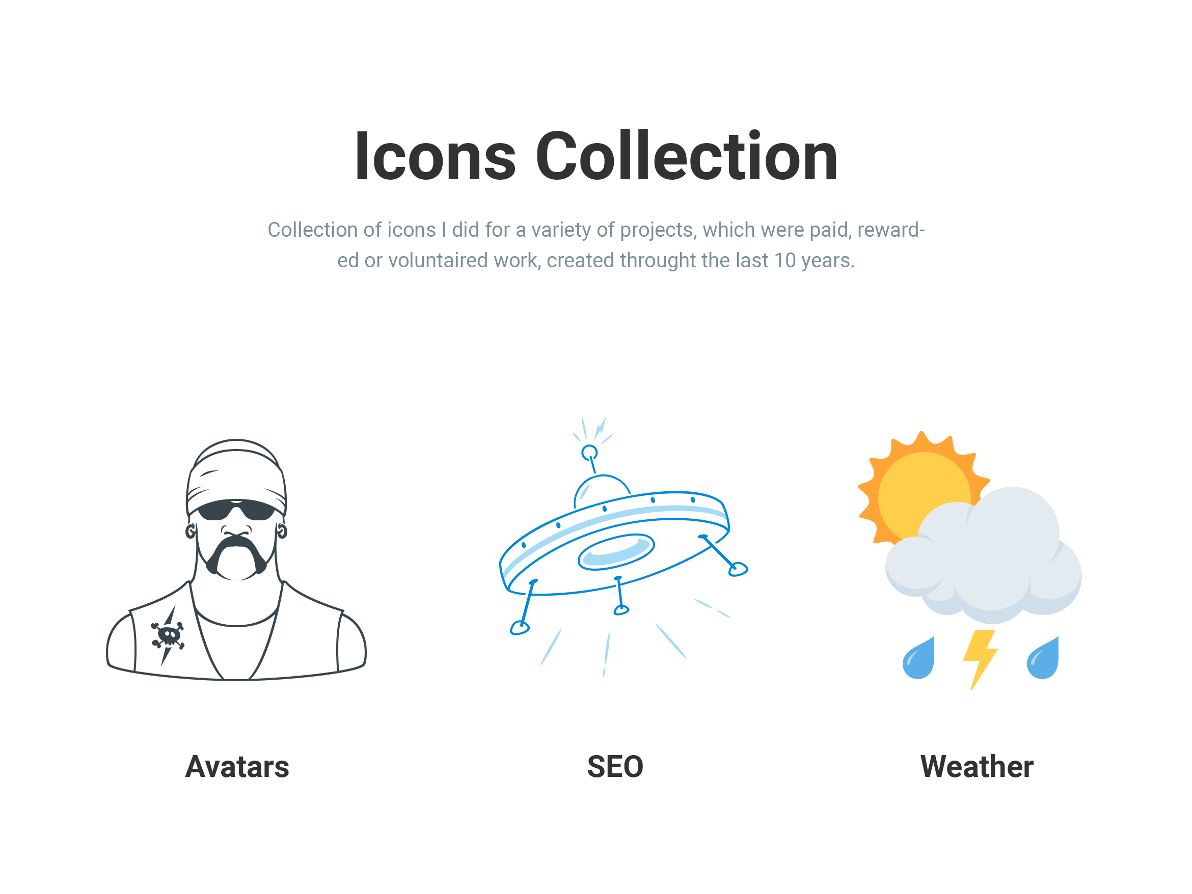Icons Collection